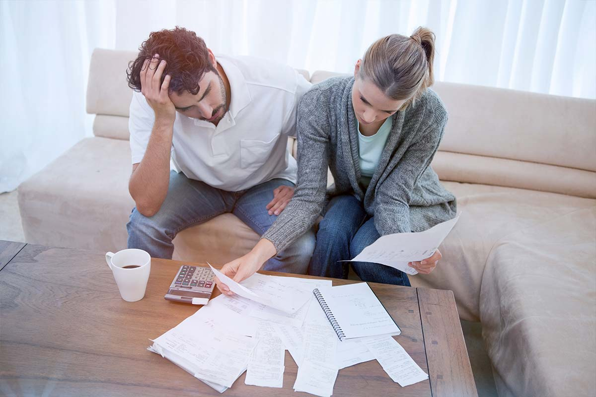 Have you, your spouse or partner lost their job? Are you now worried about debt?