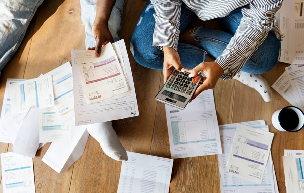 couple managing debt - considering an iva or dmp